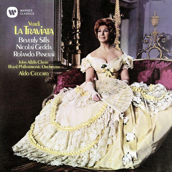 Beverly Sills - Verdi : La Traviata