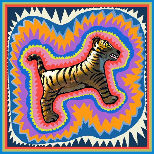 James Alexander Bright - Tigers Roar
