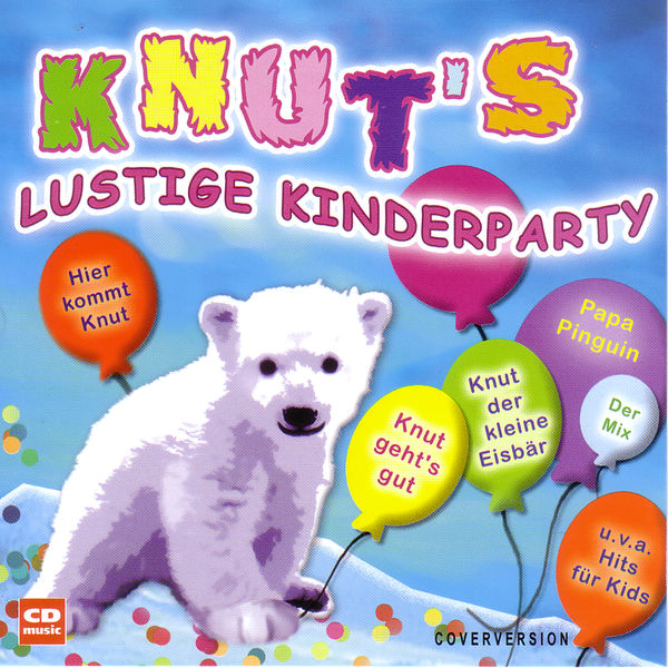 Various Artists - Knut's lustige Kinderparty