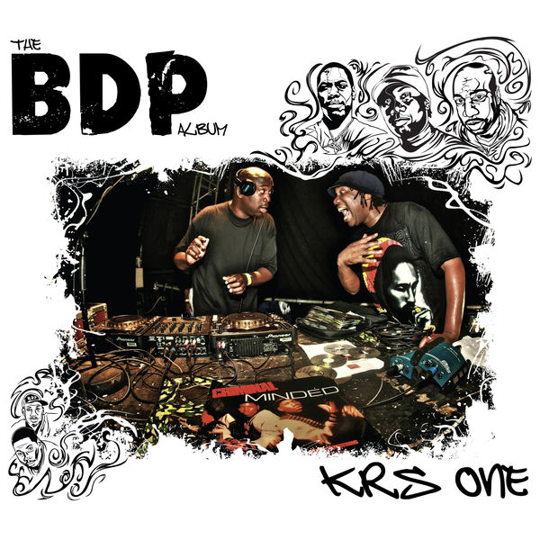 KRS-One - The B.D.P. Album (Special Edition)
