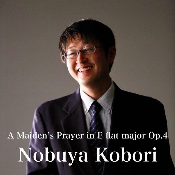 NOBUYA KOBORI - A Maiden's Prayer in E flat major Op.4