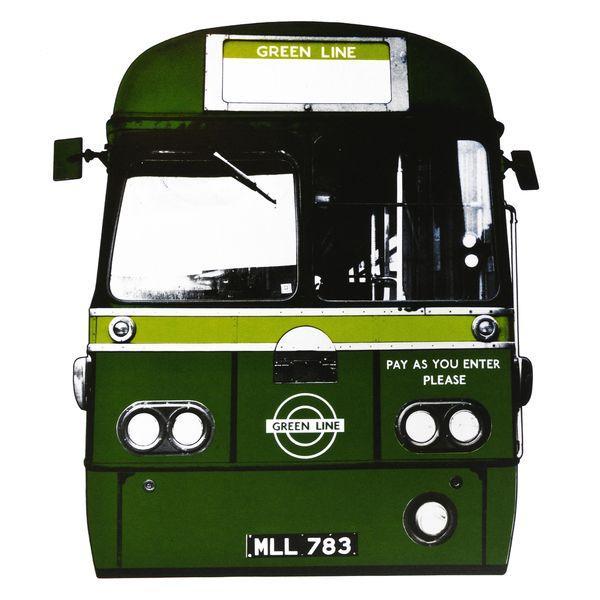 Andreas Schulz - London Transport (Green Line Bus Version)