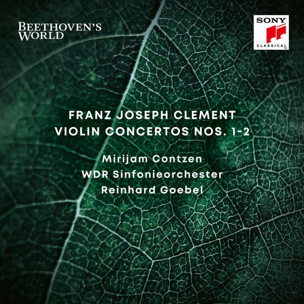 Mirijam Contzen - Clement : Violin Concertos Nos. 1 & 2