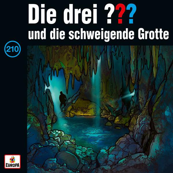 Die Drei ??? - 210/und die schweigende Grotte