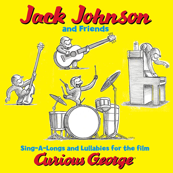 Jack Johnson Jack Johnson And Friends: Sing-A-Longs And Lullabies For The Film Curious George