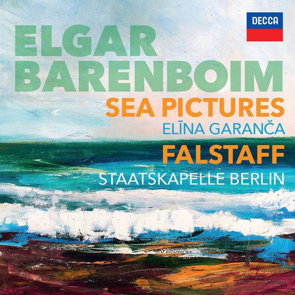 Elina Garanca - Elgar: Sea Pictures. Falstaff