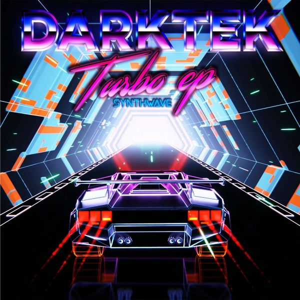 Album Turbo Synthwave, Darktek | Qobuz: download and