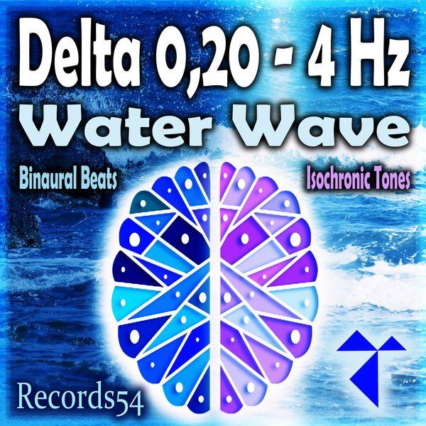 Delta 0,20 - 4 Hz: Water Waves   Water Meditation Music – Download