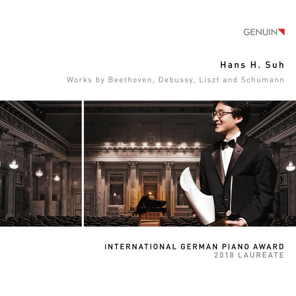 Hans H. Suh - Beethoven, Debussy, Liszt & Schumann: Piano Works (Live)