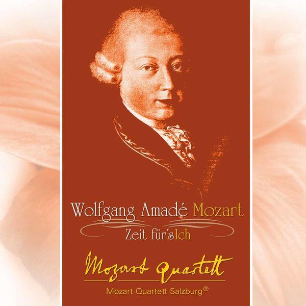 Mozart Quartett Salzburg Mozart: Zeit für sich