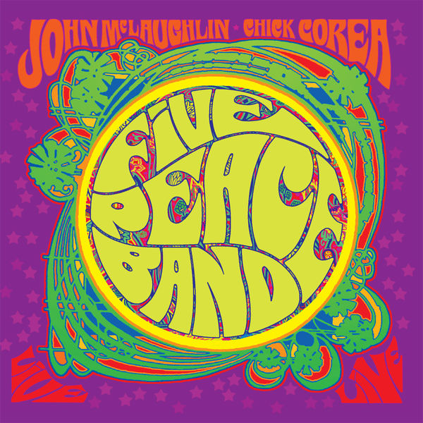 Chick Corea & John Mclaughlin - Five Peace Band Live