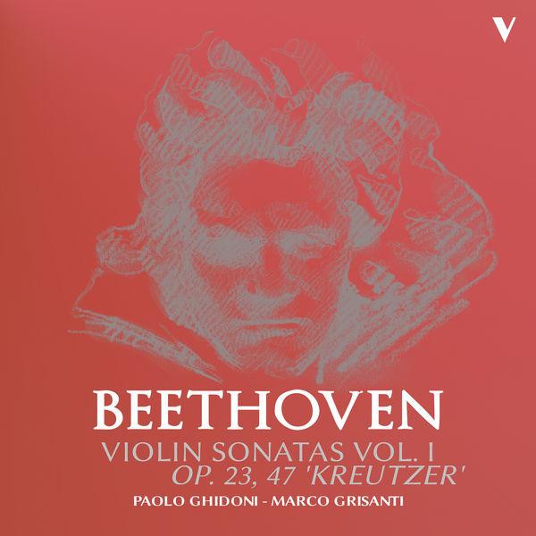 Paolo Ghidoni - Beethoven: Violin Sonatas, Vol. 1 - Nos. 4 & 9