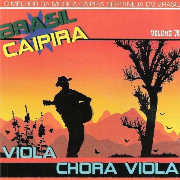Various Artists - Brasil Caipira, Vol. 7 - Viola Chora Viola