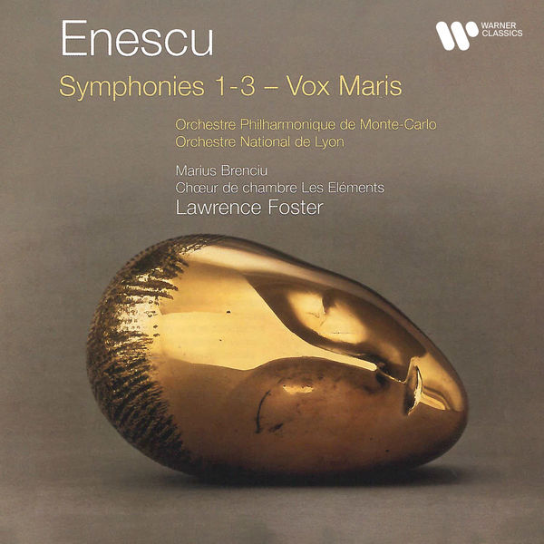 Lawrence Foster - Enescu: Symphonies Nos. 1 - 3 & Vox Maris