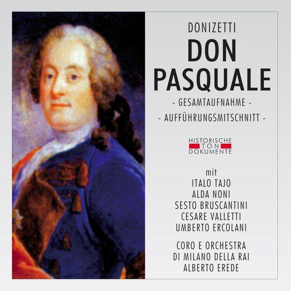 Coro Di Milano Della Rai - Gaetano Donizetti: Don Pasquale
