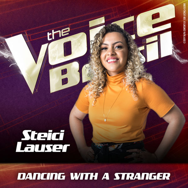 Steici Lauser - Dancing With A Stranger
