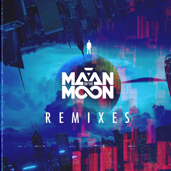 Maan on the Moon - Black Train & Struggle (Remixes)