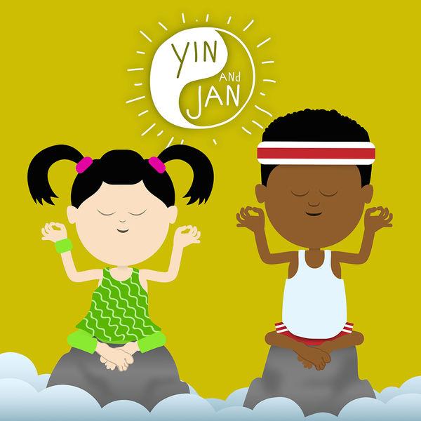 Yin Jan Yoga Ll Kids Canzoni Per Bambin Download And