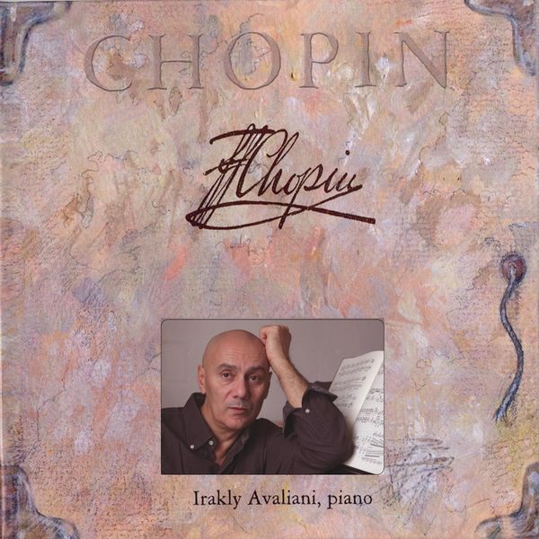 Irakly Avaliani - Frédéric Chopin