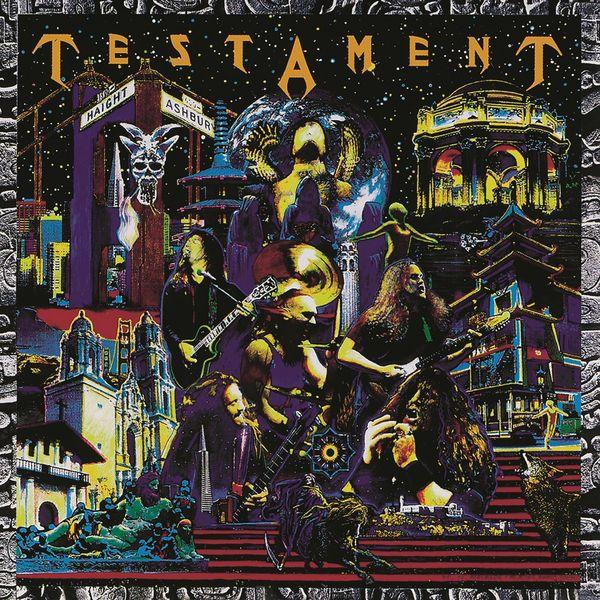 Testament Live at the Fillmore (Live)