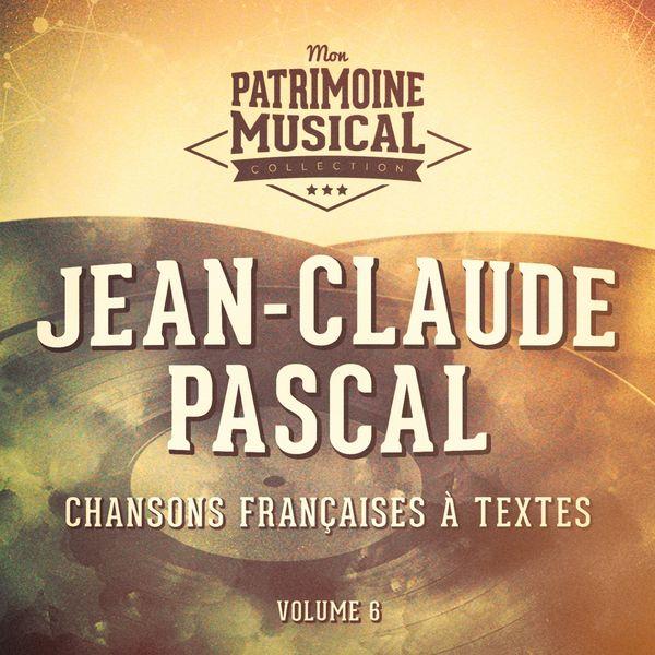 Jean-Claude Pascal - Chansons françaises à textes : jean-claude pascal, vol. 6