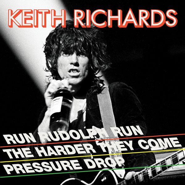 Keith Richards - Run Rudolph Run