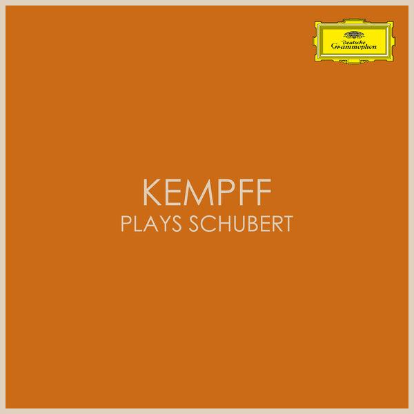 Franz Schubert - Kempff plays Schubert