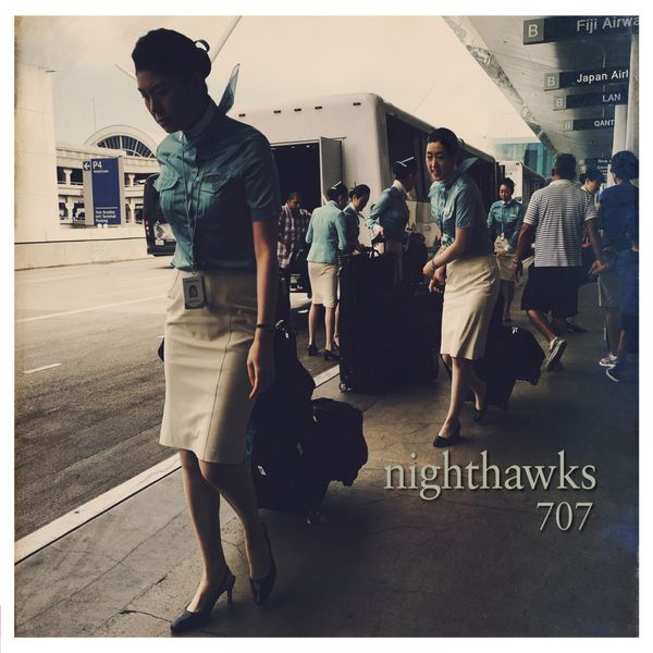 Nighthawks - 707 (Bonus Version)