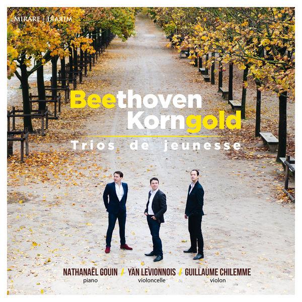 Nathanaël Gouin - Beethoven & Korngold