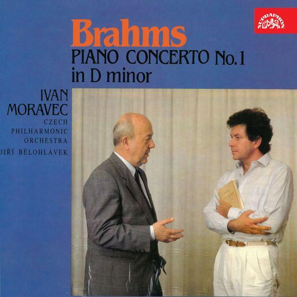 Ivan Moravec, Jiří Bělohlávek, Czech Philharmonic - Brahms: Piano Concerto No. 1 and Intermezzo