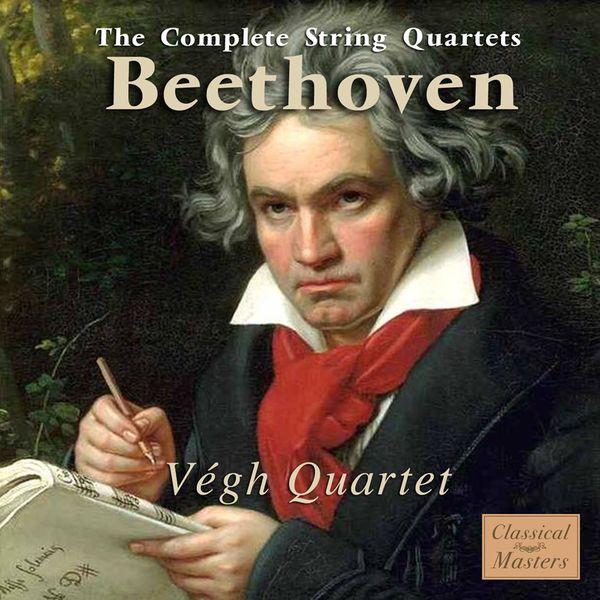 Végh Quartet - Beethoven: the Complete String Quartets