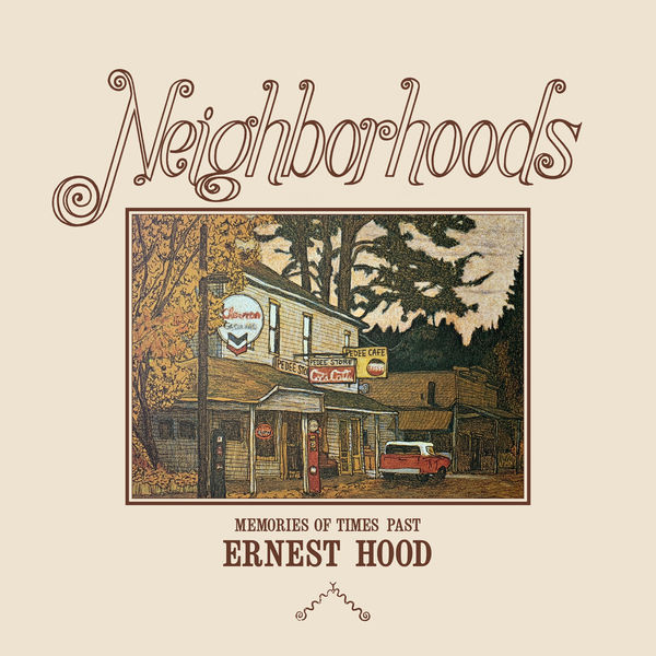 Ernest Hood - Night Games