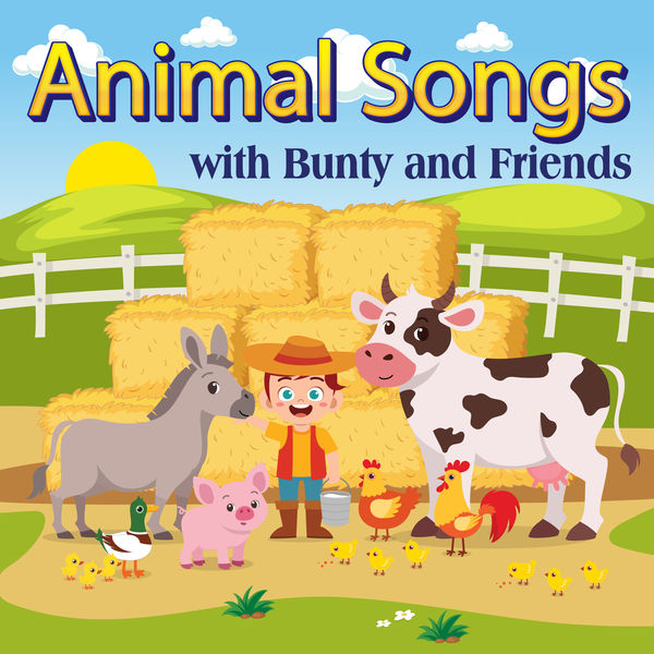 Bunty and Friends - Animal Songs