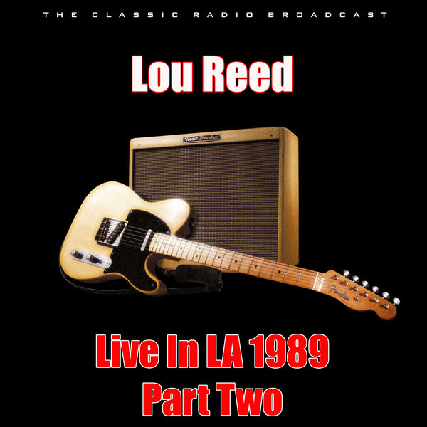Lou Reed - Live In LA 1989 - Part Two