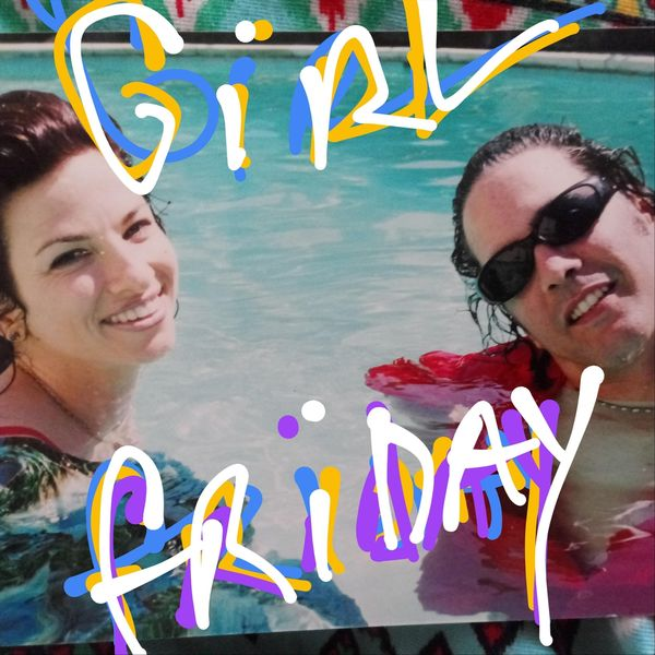 Girl Friday - Swimming with the Dolphins