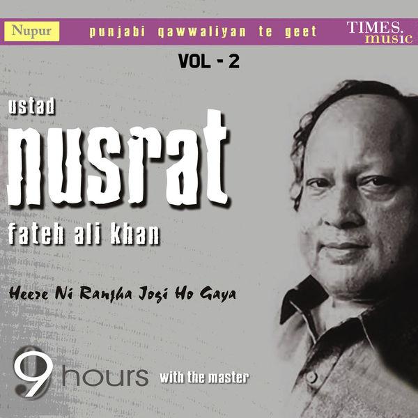 Nusrat Fateh Ali Khan - Heere Ni Ranjha Jogi Ho Gaya, Vol. 2