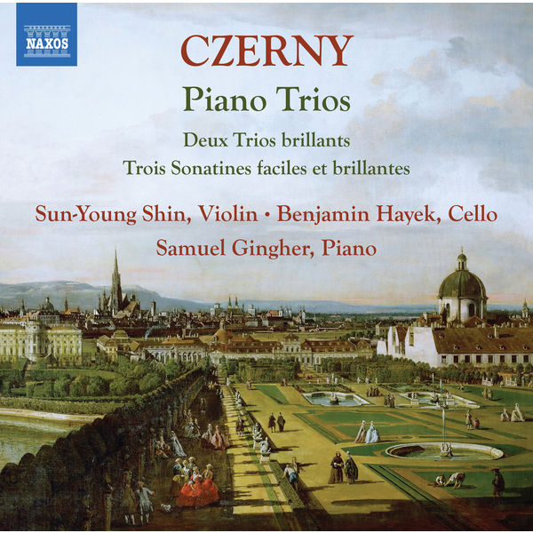 Samuel Gingher - Czerny: Piano Trios
