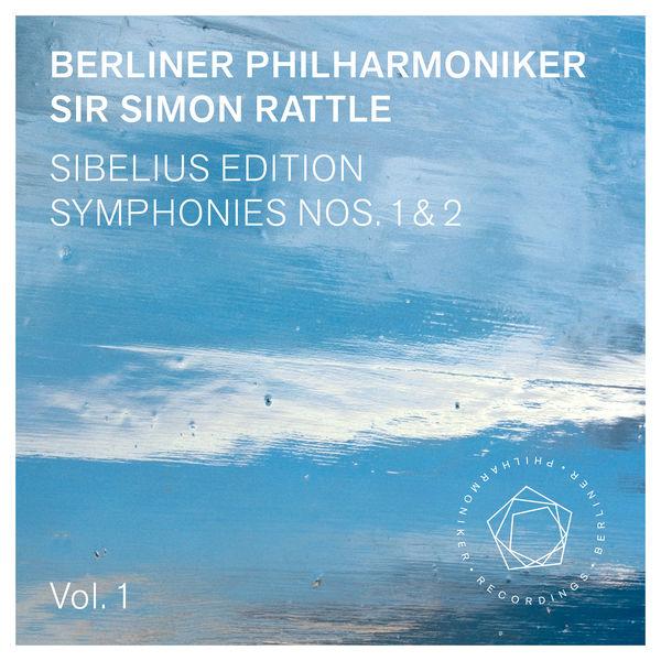 Berliner Philharmoniker - Sibelius Edition, Vol. 1: Symphonies Nos. 1 & 2
