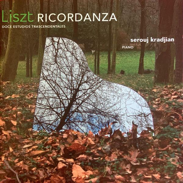 Serouj Kradjian - Liszt Ricordanza Doce Estudios Trascendentales