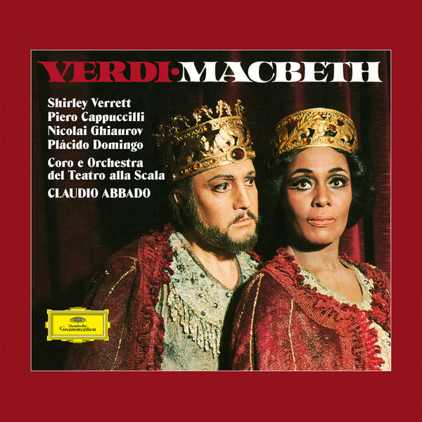 Claudio Abbado - Verdi : Macbeth