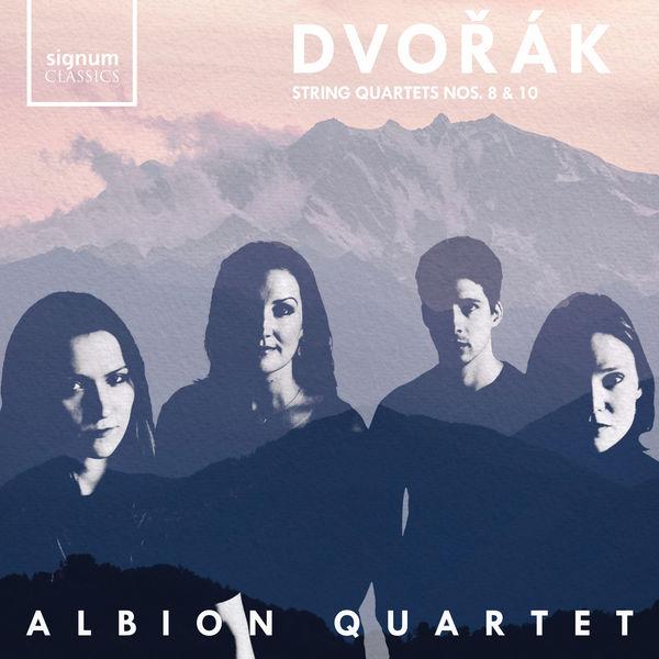 Albion Quartet - Dvořák : String Quartet No. 8 (Andante)