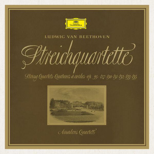 Amadeus Quartet - Beethoven: Streichquartette, Opp. 95, 127, 130, 131, 132, 133 & 135