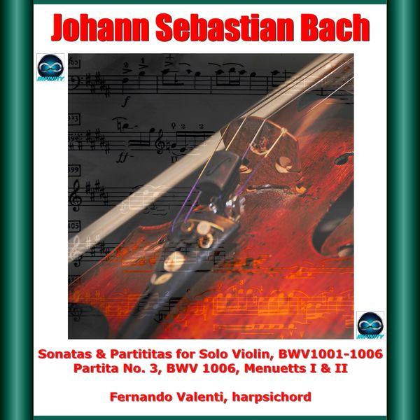 Jascha Heifetz Bach: Sonatas & Partititas for Solo Violin, BWV 1001-1006
