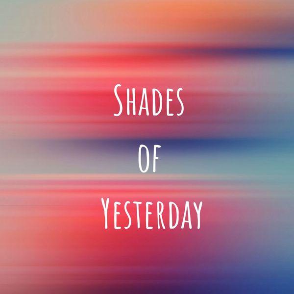 Dj Hindi Bacha - Shades of Yesterday