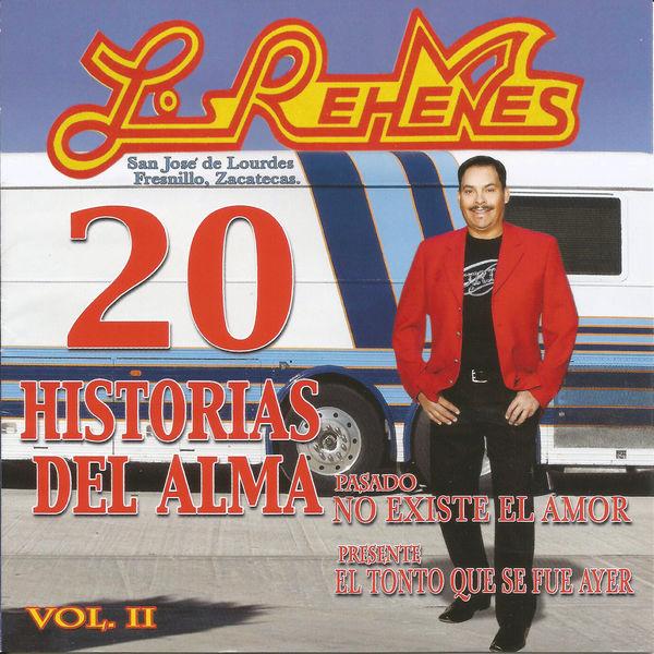 Los Rehenes - 20 Historias del Alma, Vol. 2