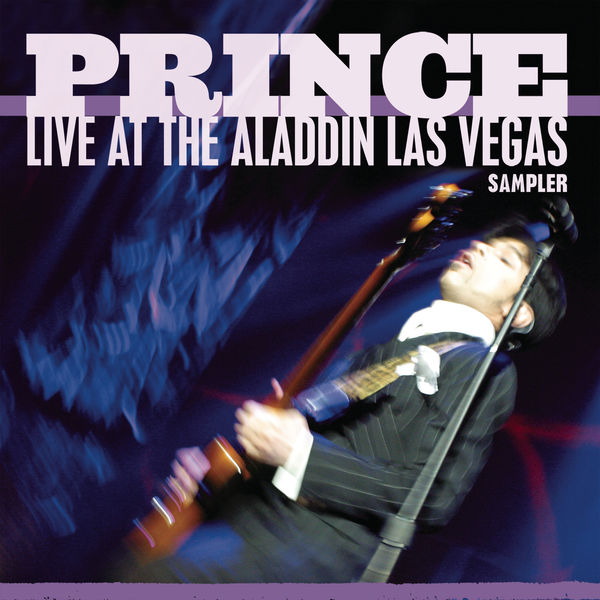 Prince - Live At The Aladdin Las Vegas Sampler