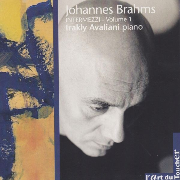Irakly Avaliani - Johannes Brahms - Intermezzi