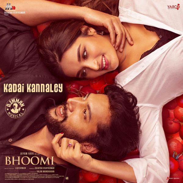 """D. Imman - Kadai Kannaaley (From """"Bhoomi"""")"""