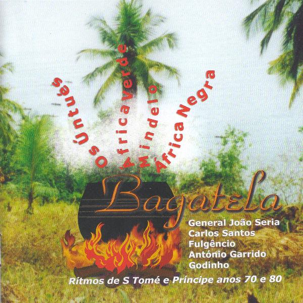 Various Artists - Ritmos de S. Tomé e Príncipe Anos 70 e 80