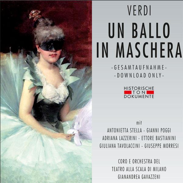 Antonietta Stella - Giuseppe Verdi: Un Ballo in Maschera